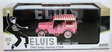 Véhicules miniatures en plastique pour Jeep