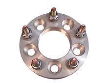 5x130 to 5x130 US Wheel Adapters 19mm Rim Spacers 14x1.5 lug stud 84.1mm Bore x4