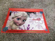 Frozen Christmas card, handmade, beautiful