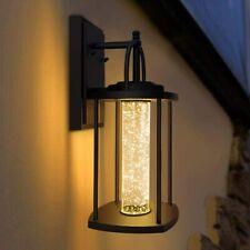 Led Outdoor Indoor Light Fixtures Wall Mount Modern Wall Sconce Lighting 3000K