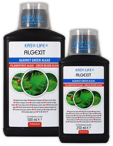 Easy-Life AlgExit Green Algae Removal Prevention Aquarium Water Treatment Fish