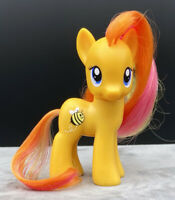 "My Little Pony G4 3"" Brushable Honeybuzz 2011 Single FIM"