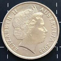 2008 AUSTRALIAN 10 CENT COIN