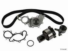 Engine Timing Belt Kit with Water Pump-Gates fits 92-95 Toyota Pickup 3.0L-V6