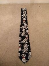 101 Dalmations tie - in great condition - lovely character tie