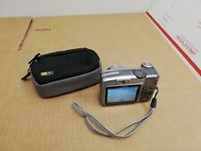 Canon PowerShot A720 IS 8.0MP Point Shoot Digital Camera 6x Optical Zoom Works
