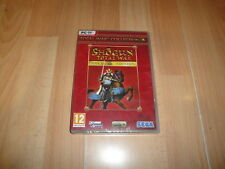 SHOGUN TOTAL WAR GOLD EDITION ESTRATEGIA DE SEGA PARA PC NUEVO PRECINTADO