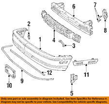 Oldsmobile GM OEM 92-98 Achieva Bumper Face-Foam Impact Absorber Bar 16514413