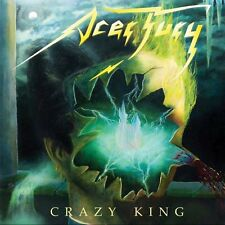 ACER Fury-Crazy Kings (NEW * GER 80's Heavy Metal Classic * accept * Hellow. * Maiden)