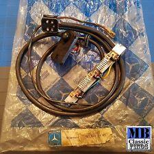 Mercedes Benz W123 heater resistor resistance 200 220D 230 240D 250 280 E CE D T