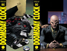 DOOMSDAY CLOCK #2 BOTH MAIN AND VARIANT COVER EDITIONS NM
