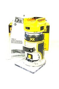 DEWALT DCW600B 20V MAX XR Compact Router New (Bare-Tool)