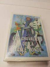 SEALED1986 Knights of the Round Table Medeival Playing Cards Baptiste Grimaud