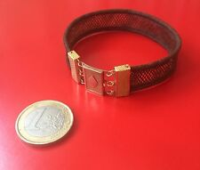 BRACELET CHEVEUX EMPIRE 1806 OR 18k GOLD MOURNING JEWEL RARE COLLECTION