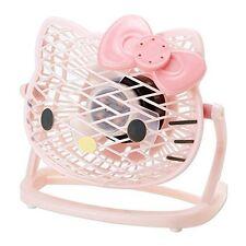 SANRIO Hello Kitty USB Fan Pink Pearl 061 239  #R749 F/S