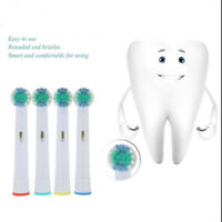 4pcs Replacement Electric Tooth Brush Head SB-17A For Braun Oral-B Cross Action