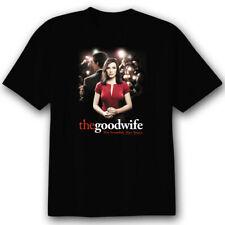 Good Wife Black CBS T Shirt Tee $20 MRSP NEW