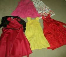 Lot Of 6 Piece Girls Dress Size 6,6X
