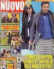 Nuovo 2016 3#Gigi Buffon,Ilaria D'Amico,Luca Ward,Andrea Bocelli,Martina Stella
