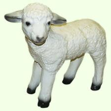 Sheep Statue Garden Large Sculpture Outdoor Decor Farm Animal Figurine Lamb Yard