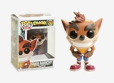 Funko Pop Games: Crash Bandicoot - Crash Bandicoot Vinyl Figure Item #25653