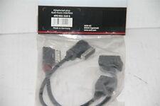 AUDI ipod / media câble A1 A3 A4 A6 A7 A8 Q3 Q5 4F0051510S nouveau véritable partie audi