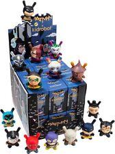 "BATMAN - 3"" Dunny Blind Box Vinyl Figurines Display (24ct) | Kidrobot #NEW"
