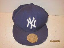 New York Yankee purple baseball hat cap 7.5 New Era 59 Fifty f2