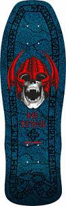 Powell Peralta Welinder Re-Issue Skatboard Deck, Blue, 9.625