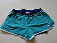 Nike dri - fit running jogging yoga womens shorts size L