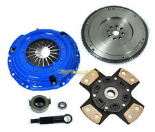 FX 4-PUCK STAGE 3 CLUTCH KIT+ FLYWHEEL 94-01 ACURA INTEGRA RS LS GS GSR TYPE-R