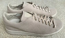 Adidas Stan Smith Prime Knit Beige Mens Shoes Size 8 Excel Cond