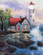 Beacon of Hope (Lighthouse) - Embellished XS Kit - Thomas Kinkade - Unopened