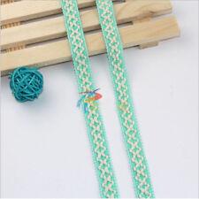 1/10 Yard Pom Pom Bobbles Trim Braid Fringe Ball Ribbon Edge Sewing Tassel Craft