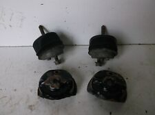 BMW E36 convertible engine mounts with steel hats, race road rally track 318ti