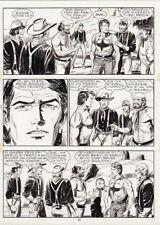"GALLIENO FERRI -  Zagor  n. 124 "" Zagor contro Supermike "" p. 31"