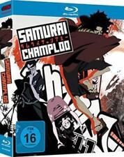 Samurai Champloo Gesamtausgabe Blu-ray DVD Video