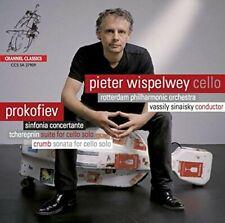 Pieter Wispelwey - Prokofiev - Sinfonia Concertante (Hybrid SACD -