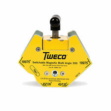 Tweco 150lb SMMA300 Magnetic Multi-Angle Ground Clamp (9255-1064)