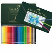Faber-Castell Albrecht Durer Watercolor Pencils Tin Set of 36 - Assorted Colors