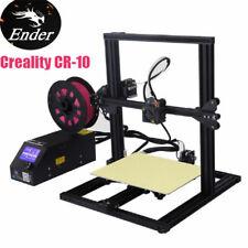 Creality CR-10 Mini DIY 3D Printer Kit Support Resume Print 300x220x300mm