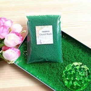 Soak Gel Flower Water Crystal Soil Hydrogel Beads Decoration Wedding Home Birth