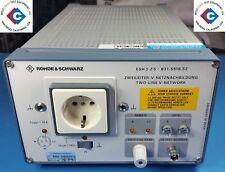 ROHDE & SCHWARZ ESH3-Z5 V-NETWORK - 2 LINE (USED)