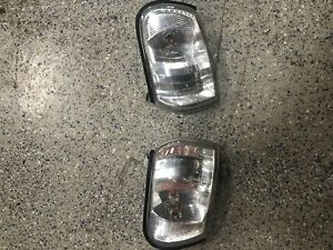 Subaru impreza GC8 Turn Signal Cover Lamp