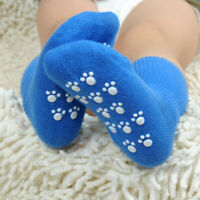 Newborn Infant Children Baby Girls Warm Silica gel Non-Slip Bottom Socks Cotton