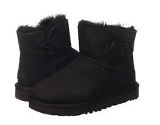UGG WOMEN'S MINI BAILEY BUTTON WINTER BOOTS STYLE#1016422 SIZE 5-10