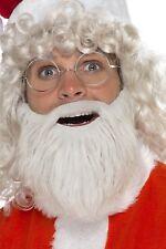 Grey Santa Beard