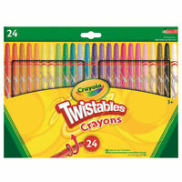 Crayola Twistable Crayons (Pack of 24)