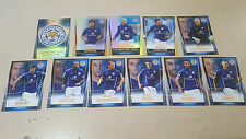 Leicester City Team English Premier League Topps 2014/2015