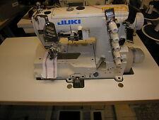 Juki Coverlock Industrie Nähmaschine MF7523 mit 3 Nadeln Servo Stop Antrieb